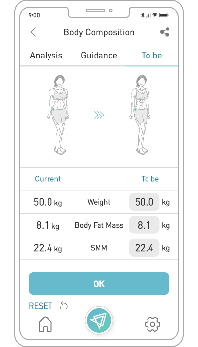 FITRUS, Fitrus Plus, To be, The Portable Body Composition Analyzer, Body Fat, Health Care, Fat Loss, Body Mass