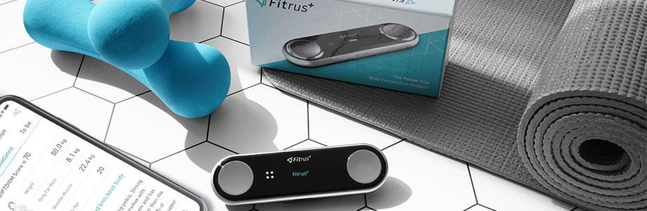 FITRUS, How It Works, The Portable Body Composition Analyzer, Body Fat, Health Care, Fat Loss, Body Mass
